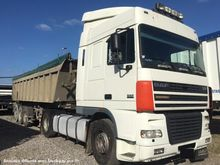 Used DAF XF95 in Gra