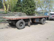 Used Landbouwwagen 7