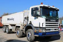 2002 Scania 114 340