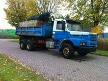 Used 1989 Scania 112
