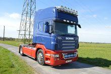 Used 2007 Scania 4X2