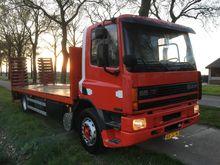 1995 DAF 65 210 ATI oprijwagen