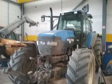 2002 New Holland TM 150 RANGE