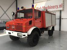 1980 Unimog U1300L
