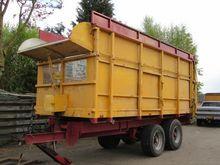 Silagewagen 30 m3