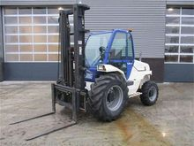 Used 2005 Manitou M2