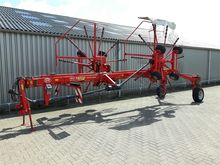 2009 Lely Hebiscus 650 Nette ma
