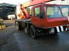 1977 Scania crane