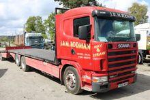 2001 Scania 114 380