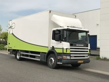 2000 Scania P94 Bloemenmaat 275