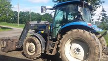 2011 New Holland T6010 PLUS