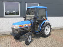 Iseki Sial 223 4wd / Cabine / A