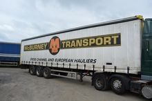 1998 MONTRACON CURTAINSIDER