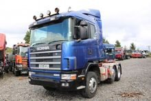 2000 Scania 124 420