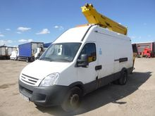 2008 Iveco Daily 65C18 Gardner