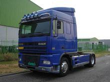 2001 DAF daf xf 380 manual gear