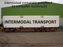 2000 Diversen intermodal 45 ft