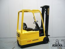 2002 Hyster J2.00XMT