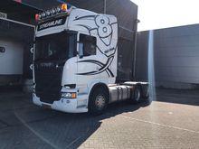 Used 2013 Scania R 5