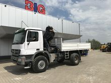 2010 Mercedes-Benz MB2031 4x4 t
