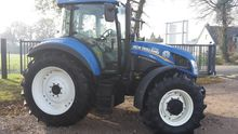 2015 New Holland T5 95 ELECTRO