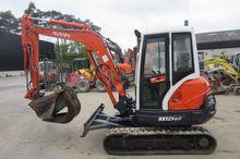 2007 Kubota KX 121-3 A