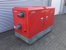 2005 BBA WATERPUMPS BT2030