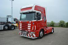 2003 Scania 4X2 MANUAL