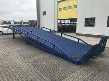 2017 Laadbrug 8000kg