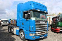 1999 Scania 124 420