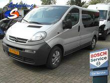 2004 Opel Vivaro Combi 1.9 DTI