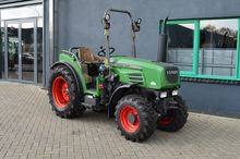 2004 Fendt 206 VA Smalspoortrac