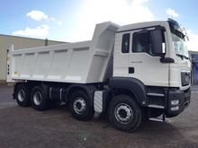 2015 MAN 41.480 8x4 BB-WW EURO2