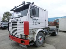1992 Scania 113 360 Trekker