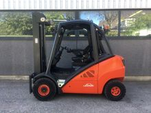 2010 Linde H30D-393