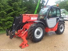 Used 2009 Manitou MT