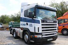 2003 Scania 164 580