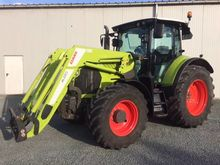 2014 Claas Arion 540 CIS