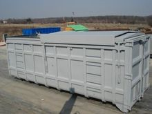 Gemakbak containers nieuwe