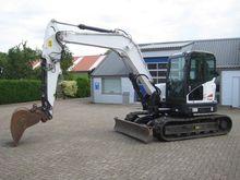 2012 Bobcat E80