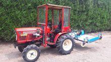 Yanmar mini tractor ym 186 d