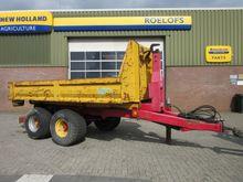 2005 VGM 12 ton