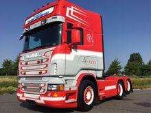 2013 Scania R500 Topline 6x2 Bo