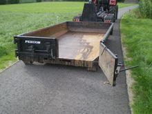2016 Peecon Cargo HS13000 Haaka