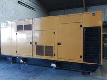 2015 Caterpillar 800F diesel ge