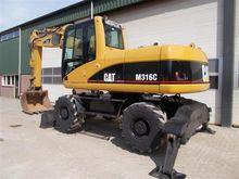 2007 Caterpillar M316C