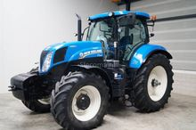2014 New Holland T 7.200 AC