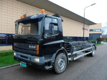 1995 DAF 75, 240 pk containersy