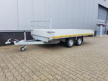 EDUARD P3 plateauwagen 400x180