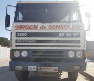 1990 DAF 2500 TURBO